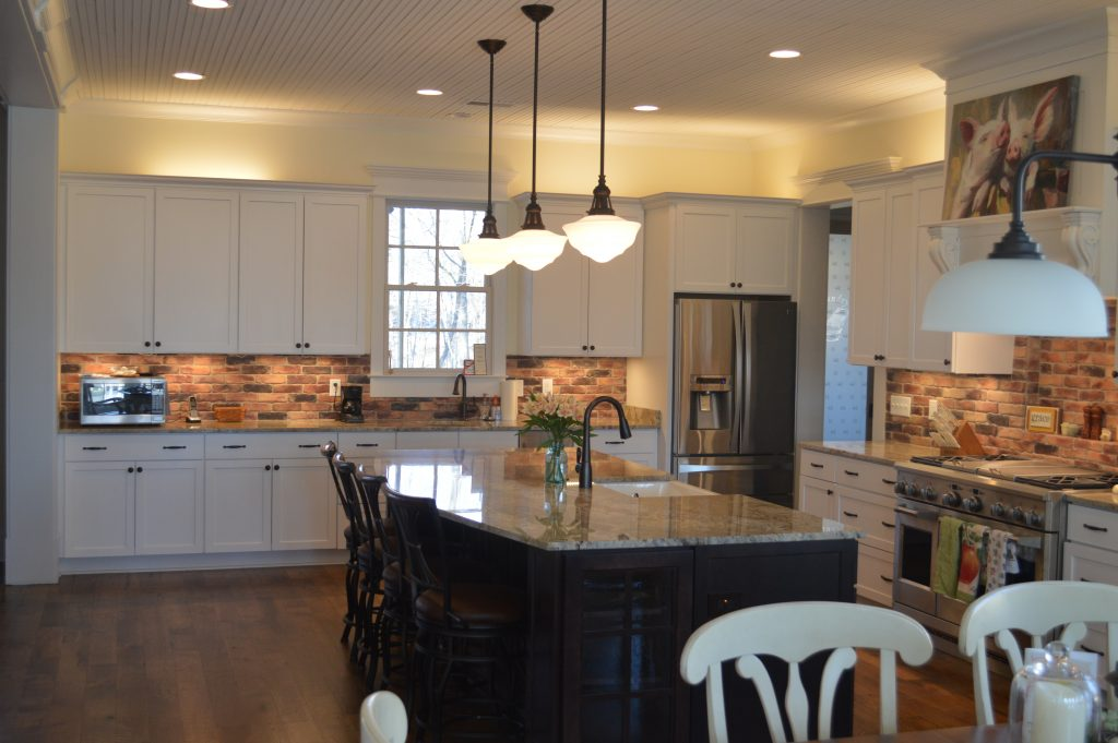 Cook Custom Homes Kitchen