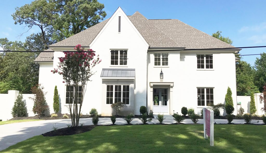 Kenny Cook Custom Homes 35 Wychewood Front